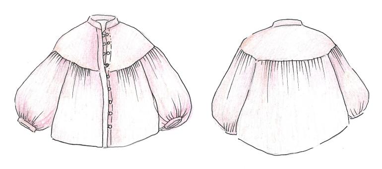 blusa Mary